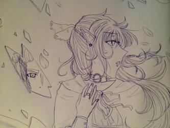 [WIP] Princess Elin by JingelChan