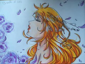 Breath of Life by JingelChan