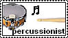 percussion stamp by mewpuddingrox