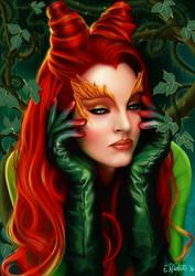 Poison Ivy by elirain