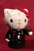 hello kitty pinhead V2 by kezeff