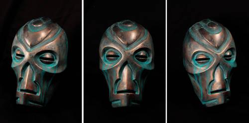 dragon priest mask by kezeff