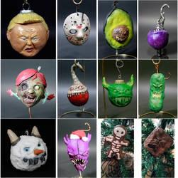 ornaments 2018 by kezeff
