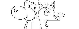 Miiverse Reupload #3: Gaming's Coolest Reptiles by ToonGuy5