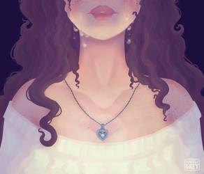 {P} Winter's Locket by HonestlyGrey