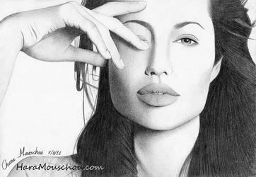 Angelina | 2011 by CharaMouschou