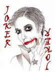 The Playing Cards Project | Joker by CharaMouschou