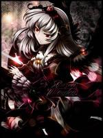 Firma Suigintou Rozen Maiden by Katxiru