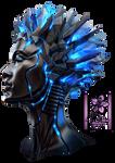 Render Ciborg by Katxiru
