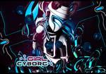 Firma Girl Cyborg by Katxiru