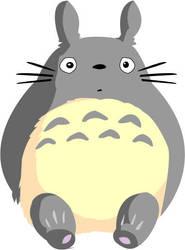 Totoro by aco2099