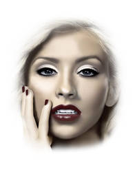 Christina Aguilera by deanjacobs