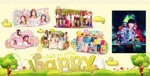 HAPPY BIRTHDAY TO SHIN  :3 by MinBoyVSoneshowroom