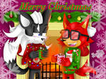 Infidget Christmas by Star-Shiner