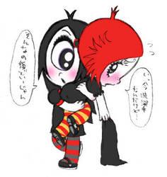 come on, Ruby by isuzu9