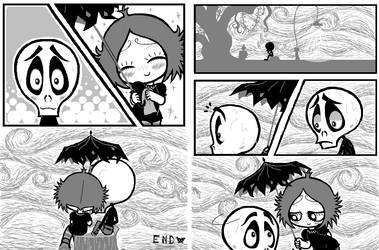Cheer up Skull Boy by isuzu9