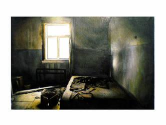 Colthrop Cottage Interior IV by BenjeenoShakkaho