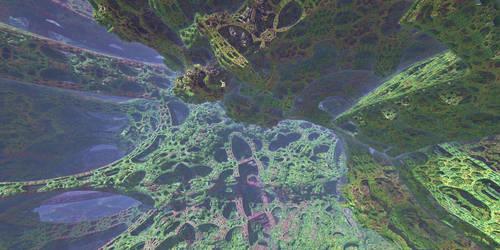 Chlorophyllia 2 by MarkJayBee