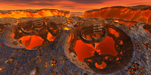 Geothermal Processors by MarkJayBee