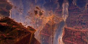Bridge to Erewhon 1 by MarkJayBee