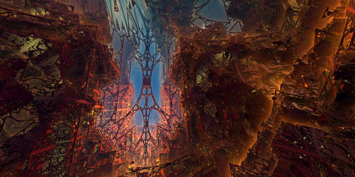 Purgatorial Powerhouse by MarkJayBee