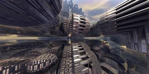 InterMesh II by MarkJayBee