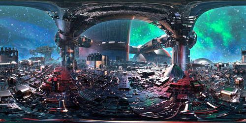 Mengertropolis 1 Pano by MarkJayBee