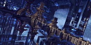 DeepSalvage II by MarkJayBee