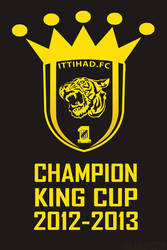 ITTIHAD FC by TALALHAMDAN