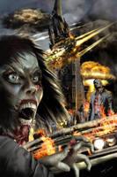 Zombie Apocalypse by Lonesome--Crow