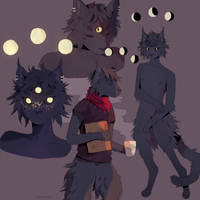 i've been searching for a trail to follow again by fenmori