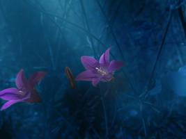 Liquid Blue by Callu