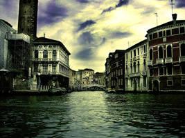 Dramatic Venice by Callu
