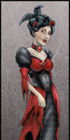 Countess Elizabeth Bathory by LandonLArmstrong