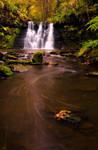 Serene Falls by Rameez-K