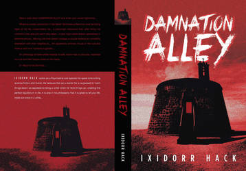 Book Cover: Damnation Alley by marialegarde