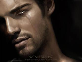Scar Face - Original size... by NatalieHijazi