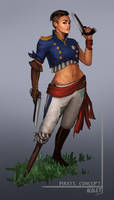 Pirate concept by Acolet
