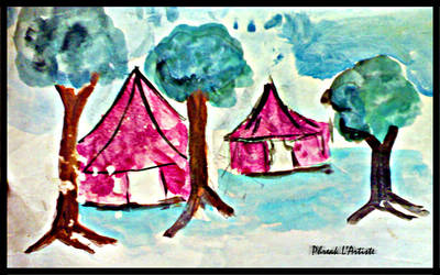 Camping by im-phreak