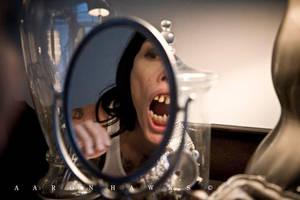 Fancy mirror by Aaron-Hawks