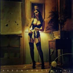 Miss Crabapple by Aaron-Hawks
