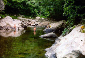 Pesca del ragazzo by WaterMage