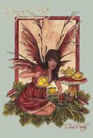 Tea Party by MarjoleinART