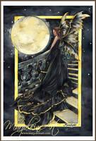 Moonlight by MarjoleinART