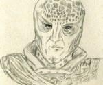 Ambassador G'kar of Narn by eugeal