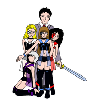Nocturna Senshi by eugeal