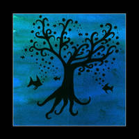 Tree of Atlantis by eugeal