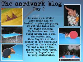 Aardvark Blog 2 by eugeal