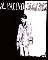 Scarface Sketch by skookum