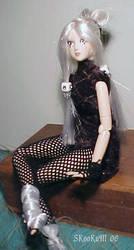 Doll Pose 2 by skookum
